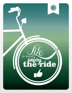 Enjoy the Ride Pic