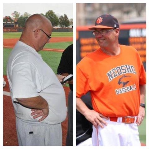 Steve Murry Before After