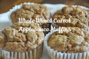 Carrot Muffins2